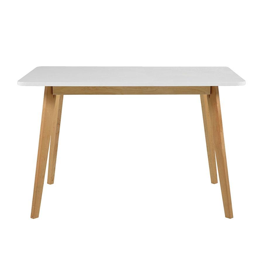Esstisch Rob II - Weiß | WOHNEN. | Pinterest | Esstische, Möbel und ...
