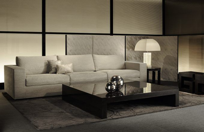 Meet The New House For Armani Casa Designed By Cesar Pelli Furniture Design Living Room Furniture Luxe Living Room