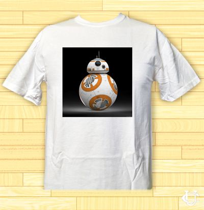 Stars Wars the force awaken BB 8 T-Shirt