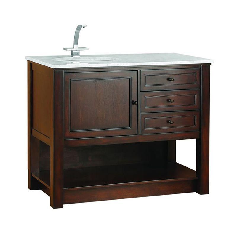 42 Inch Vanity With Top Mendham Bath