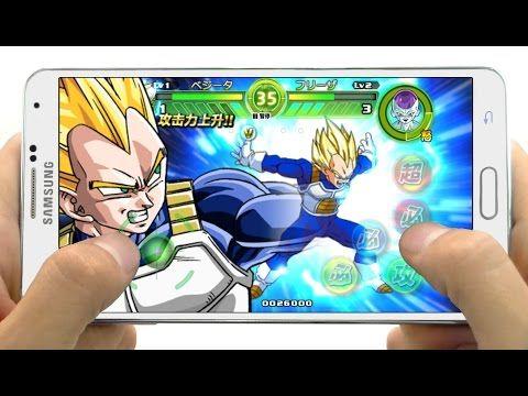 Dragon Ball Z Mejores Juegos Para Celulares Android Que Debes