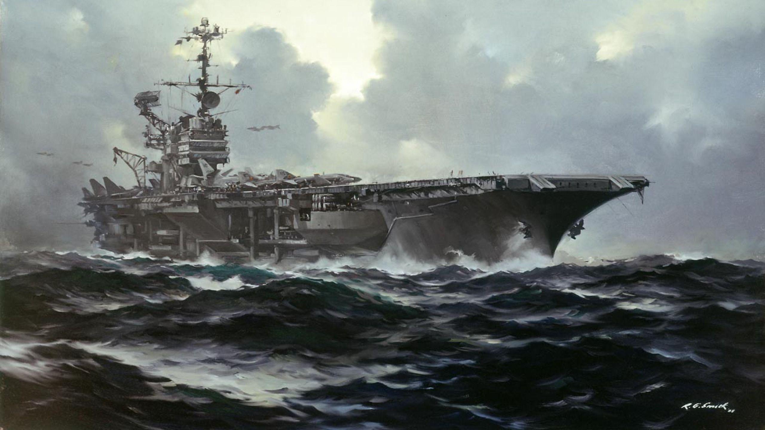 USS Ranger (CV-61) | Sea War | Navy aircraft carrier