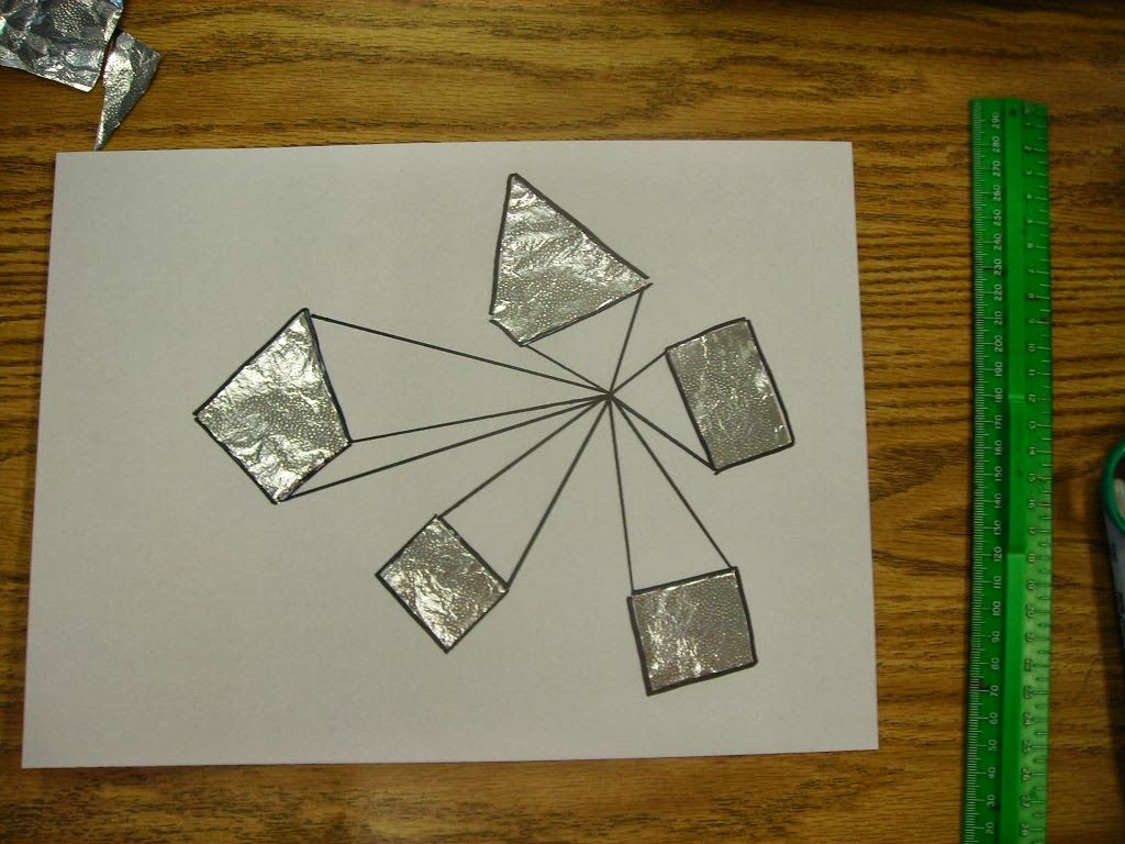 One Point Perspective And Quadrilaterals