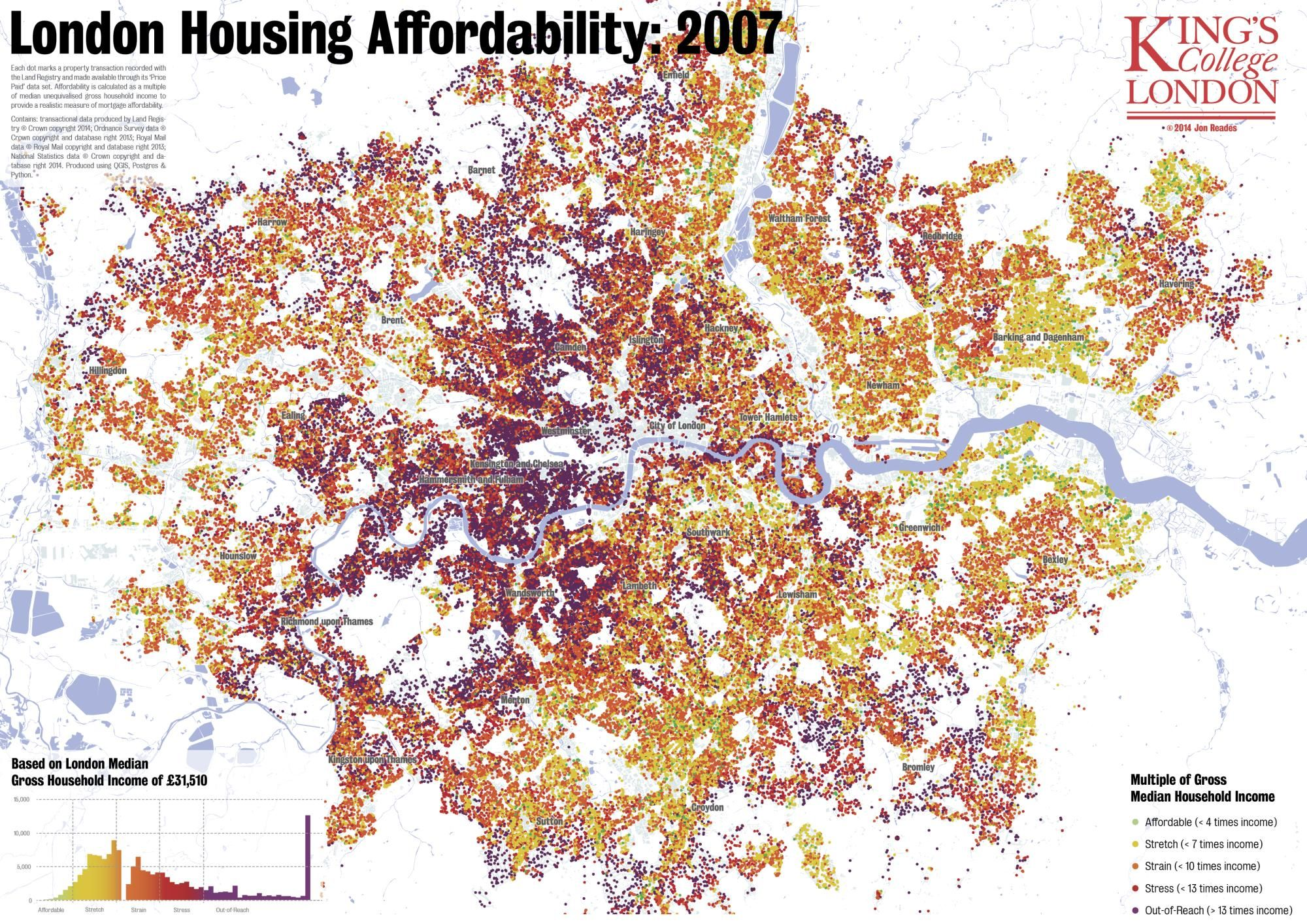 Kings College London Map.London Housing Affordability London Maps Pinterest London Map