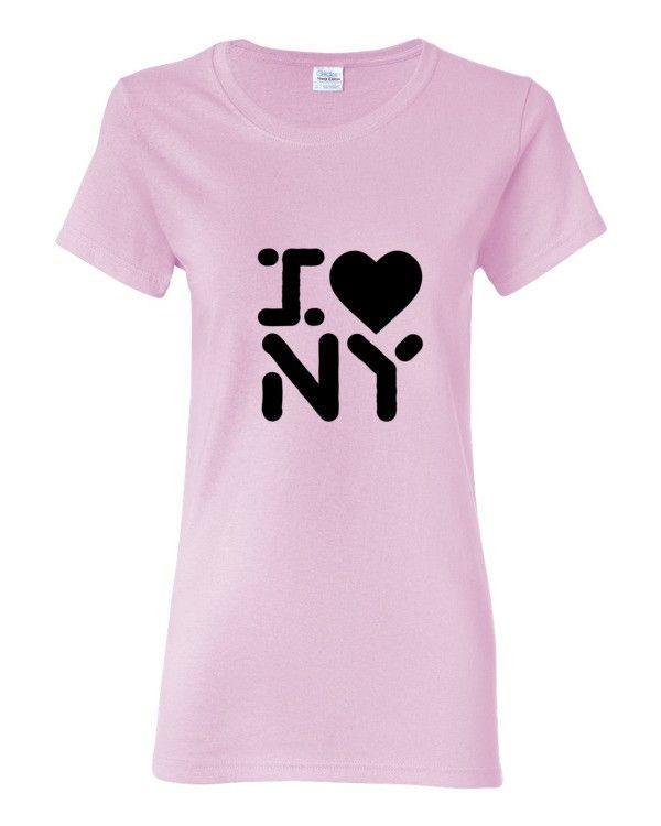 I Love New York Women's short sleeve t-shirt