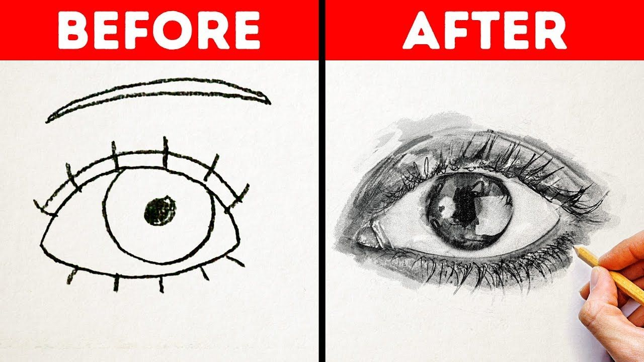 Fine How To Draw Like A Pro Easy Drawing Tutorials And Tips