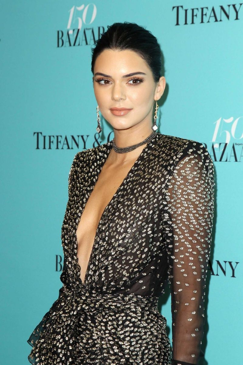 Kendall jenner at harpers tiffany co celebrate nudes (78 photo), Sideboobs Celebrity fotos