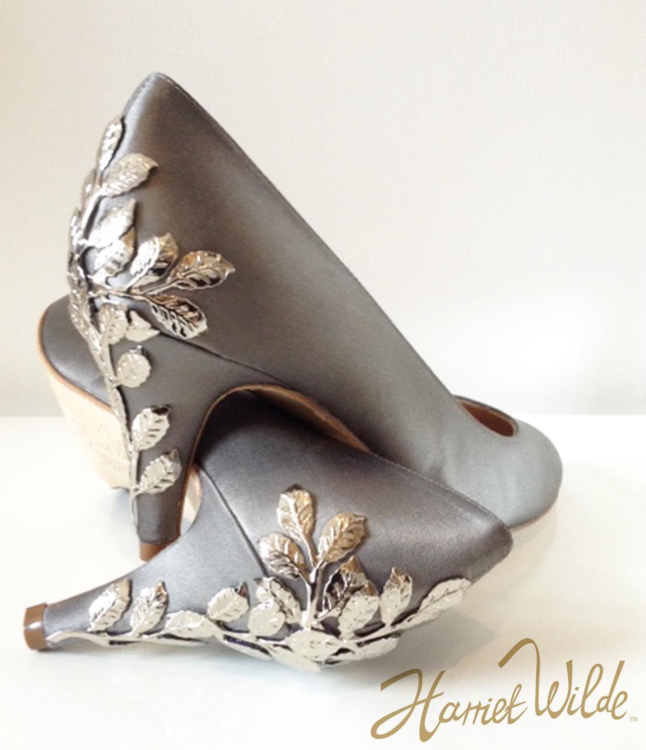 Jet Bespoke Harriet Wilde Wedding Shoes Price On Request Visit Http