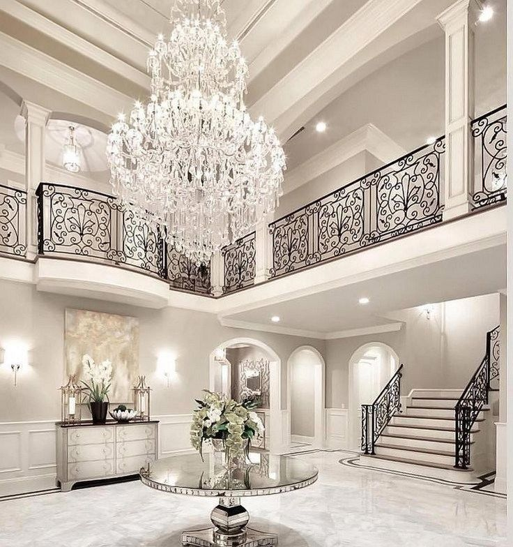Find The Inspiration You Need For Your Next Interior Design Project At Luxxu Net You Will Find The Per Mansion Interior Luxury Homes Luxury Homes Dream Houses