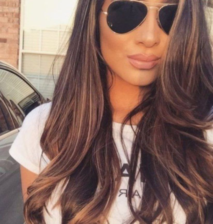 51 Best Brown Hair With Highlight Ideas Hair Hair