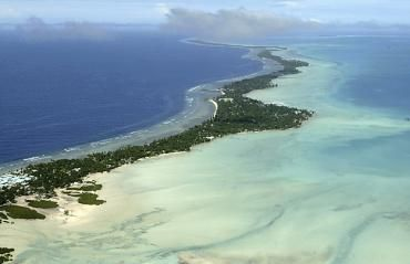 HOW TO SURVIVE - Fearing that climate change could wipe out their entire Pacific archipelago, the leaders of Kiribati are considering an unusual backup plan: moving the populace to Fiji.