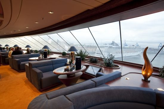 MSC Yacht Club - Located on the most prestigious and ...