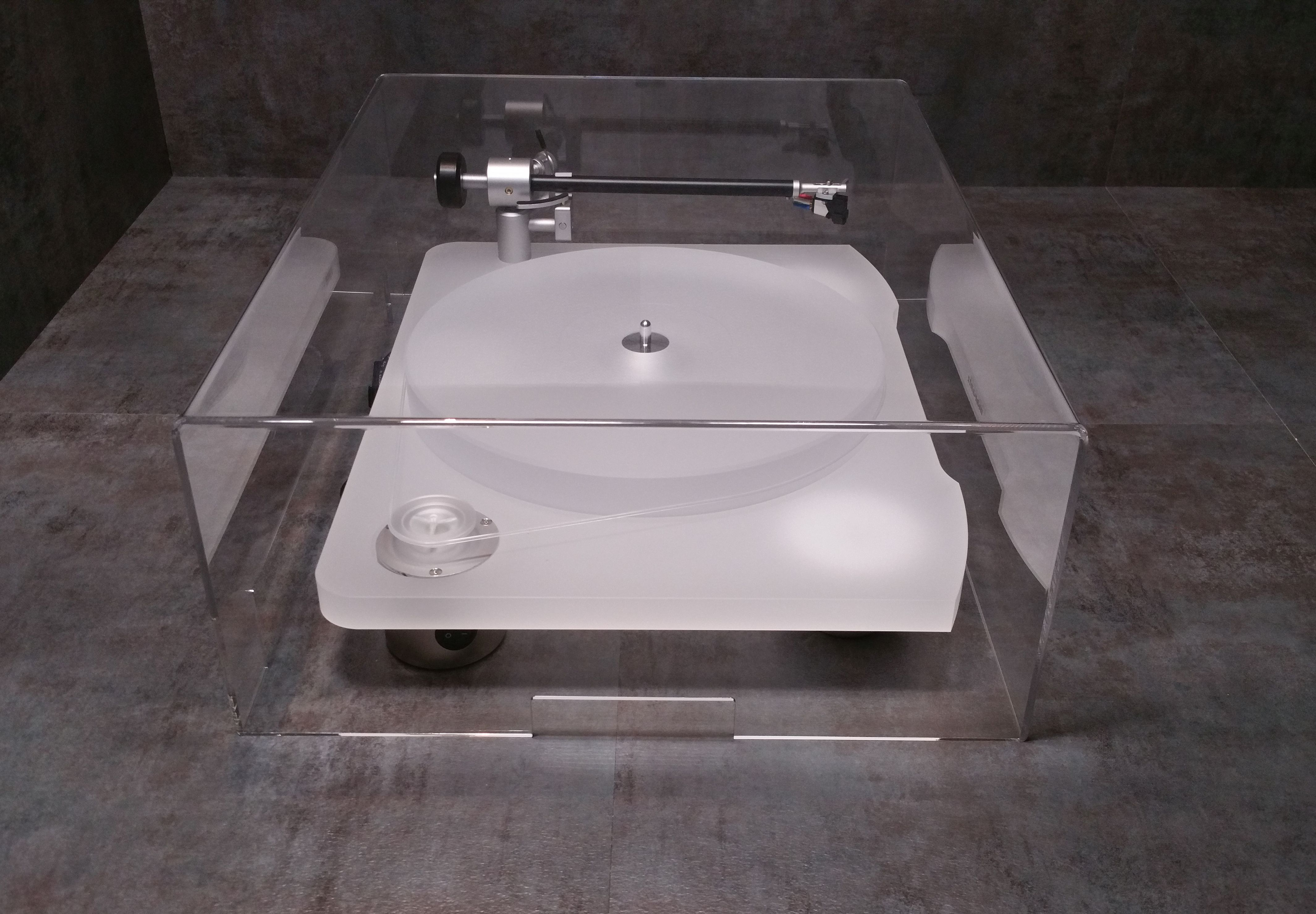 J-n-B Audio Pro series custom CD Player Dust Cover