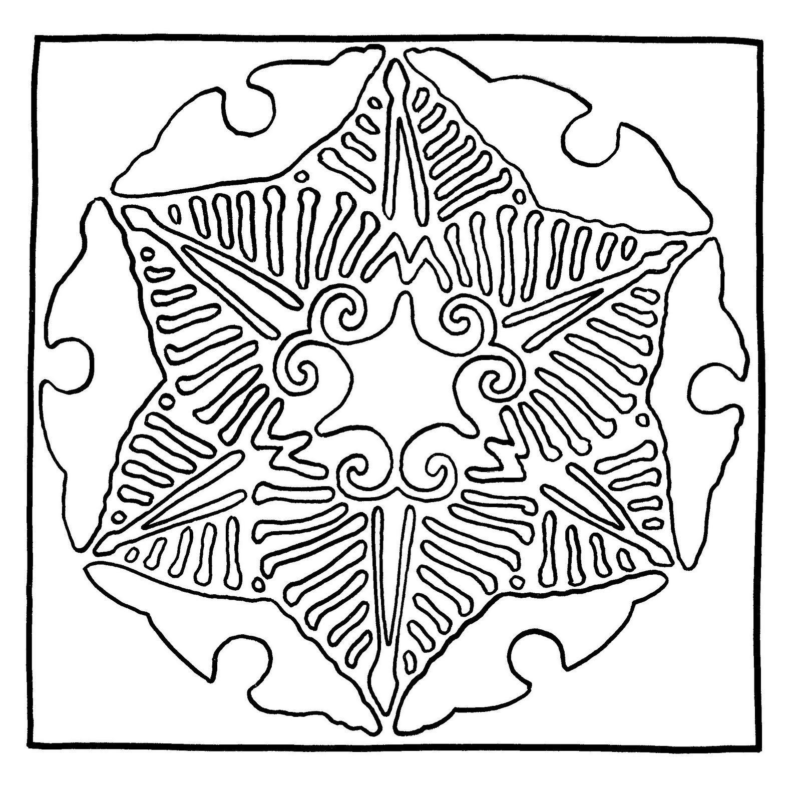 Mándalas para Colorear de Flores de Loto (20)   Ilustration ...