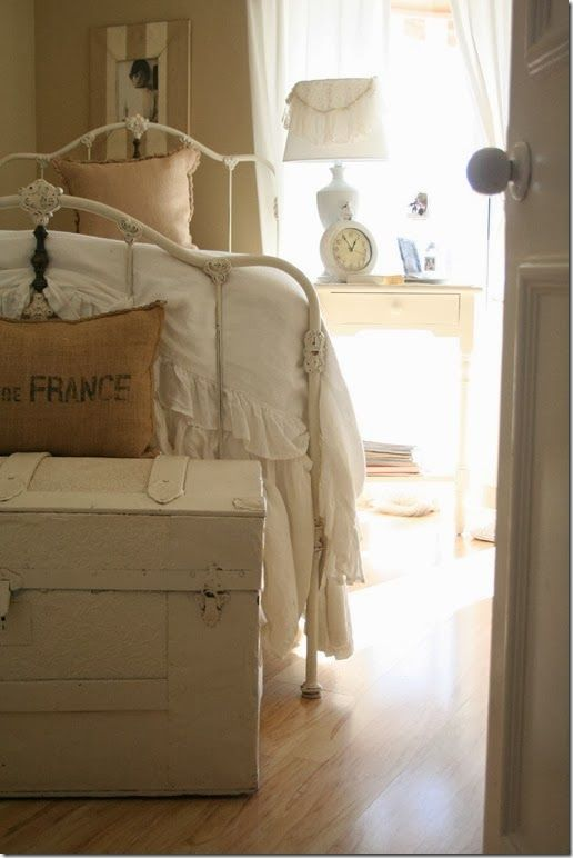 Pinning Just For This Bed Frame I Love It Maybe Painted