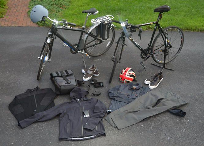 Bike To Work No Sweat Cycling Gear Clothing Commuter Cycling