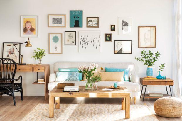 Ideas originales para decorar las paredes del salón comedor   Romina ...