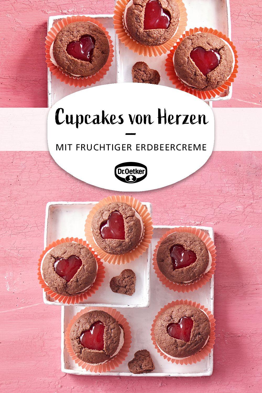 Cupcakes von Herzen – Muffins, Cupcakes und Co.