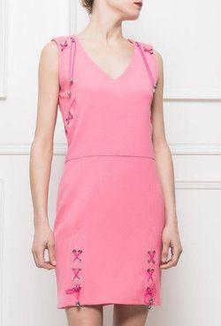 robe sans manche lacet cpourl.fr   la vie en Rose   Pinterest   Robe ... 7e7b3a9e134