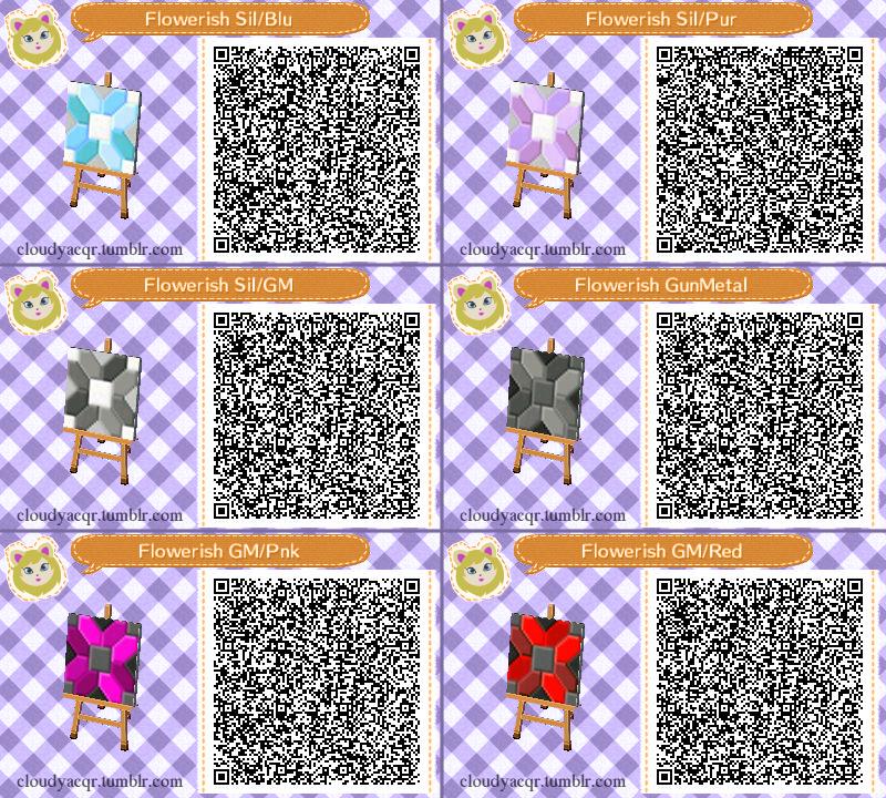 Animal Crossing Qr Code Tumblr とび森 マイデザイン どうぶつの