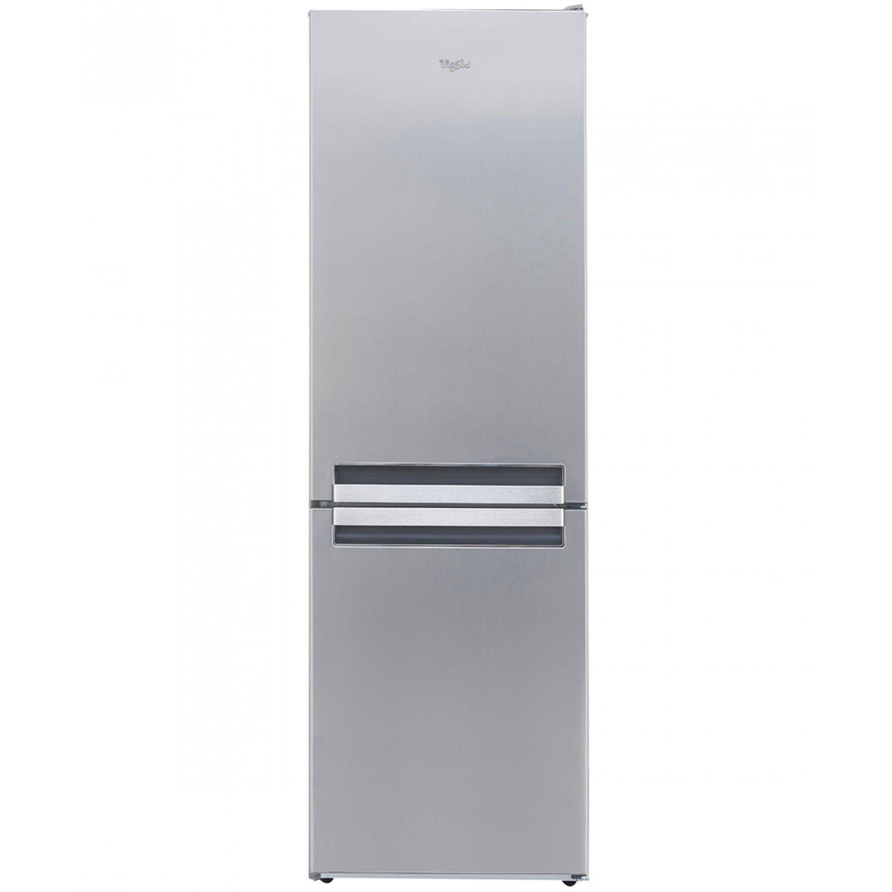 Refrigerador Whirlpool Gris Bottom Mount \