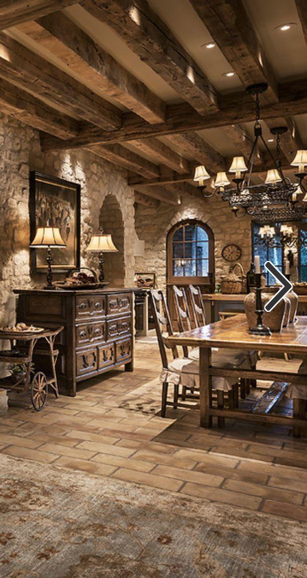 Old World, Mediterranean, Italian, Spanish & Tuscan Homes & Decor… – Home Decor Ideas