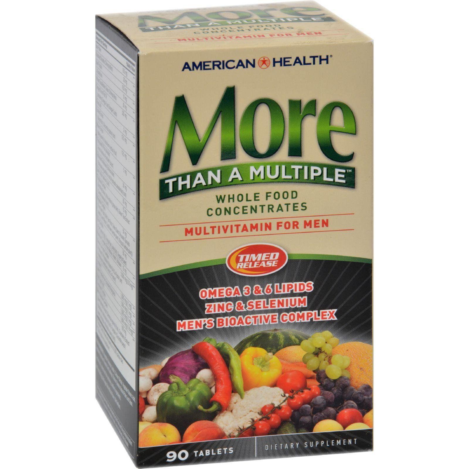 whole food multivitamin for men