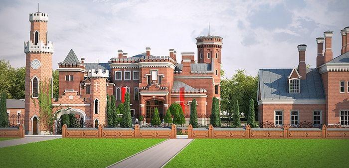 Картинки по запросу Замок принцессы ольденбургской ...
