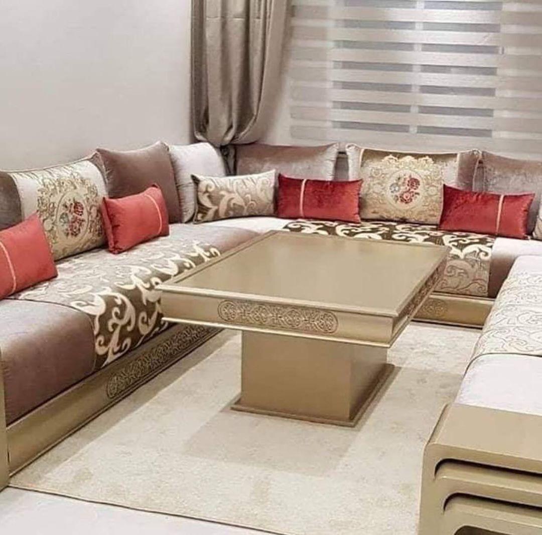 Idée#deco#salon#marocain#inspiration#moderne#décoration ...