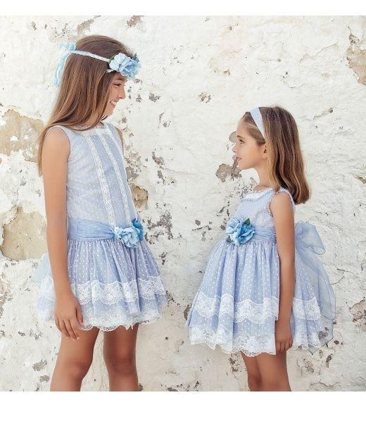 Ceremonia Artesanía Amaya 2017 Para Realizar Tus Compras Entra En Nuestra Tienda Online Www Vestidos Niña Ceremonia Moda Para Niñas Vestidos Para Niñas