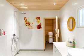 #tulikivi #Sumu #sauna #saunaheater #saunadesign