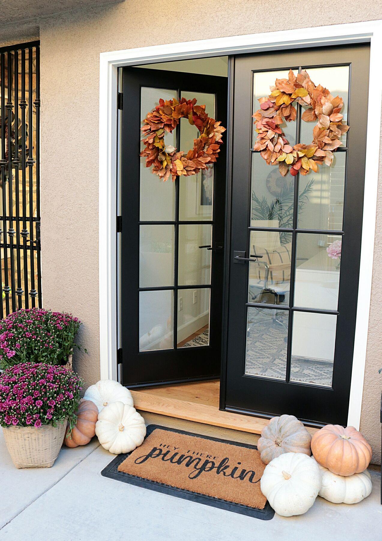 French door installation with simpson doors house