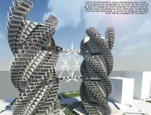 MODERN BUILDINGS: LONDON