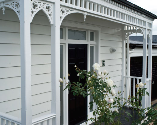 Http Www Stylishlivablespaces Com Wp Content Uploads 2012 01 Resene White Cottage1 Png House
