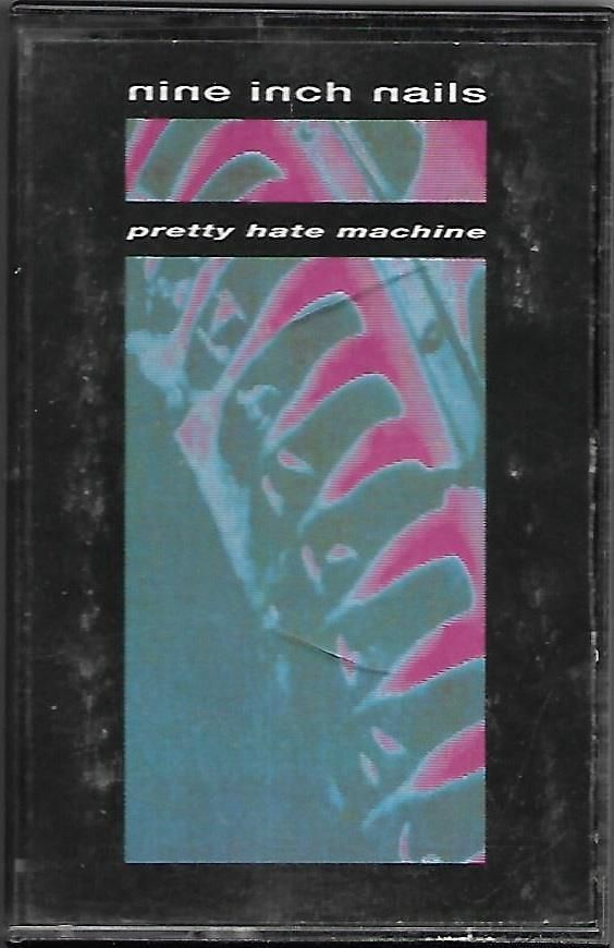 Nine Inch Nails Pretty Hate Machine Cassette Tape Rock Interscope ...