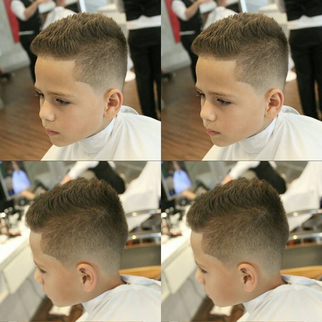 Hair Kids By Barbeiroelisandro Cortesmasculinos Haircut Kids