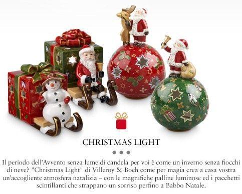 Addobbi Natale Villeroy Boch.Villeroy Boch Ceramiche Natale 2010 Archistyle Idee Di Natale Tovagliette Natale