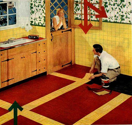 20 interiors from 1952  the end of the 1940s 20 interiors from 1952  the end of the 1940s   vintage kitchen      rh   pinterest com