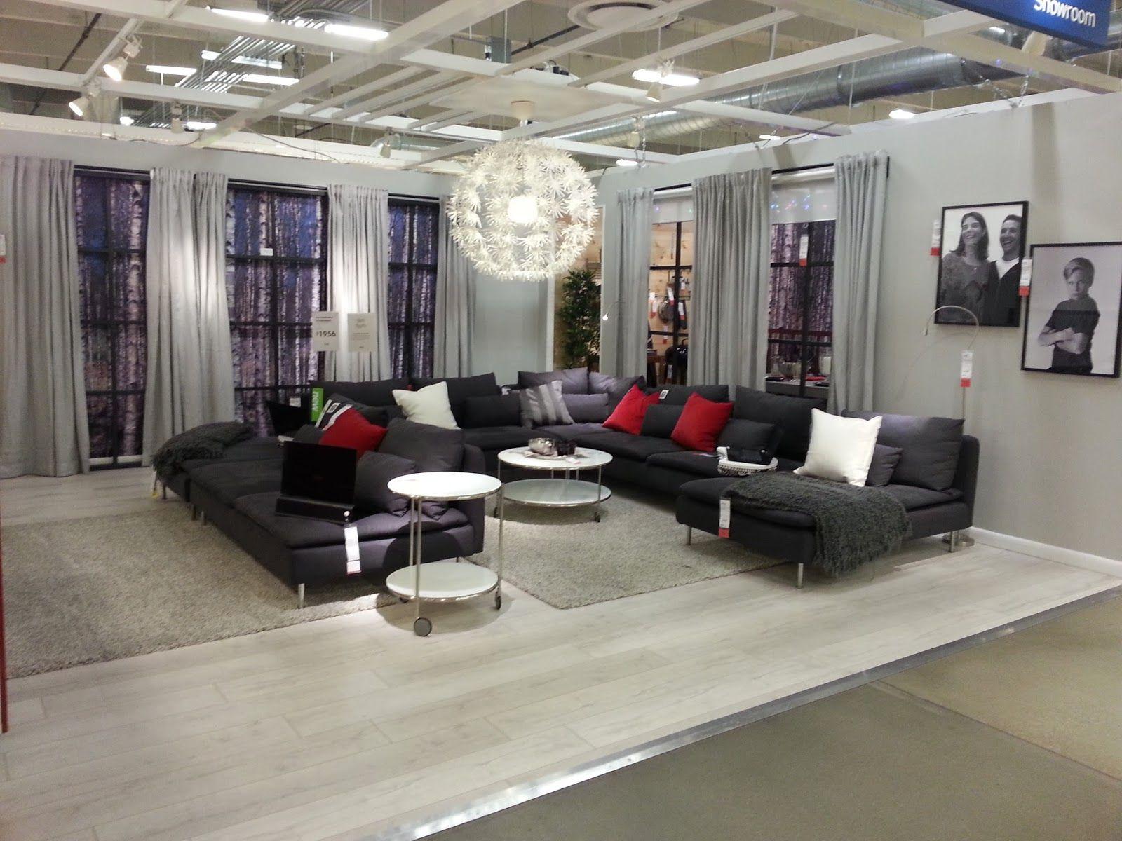 Showroom Living Room Soderhamn Living Room Google Search Living Rooms I Like