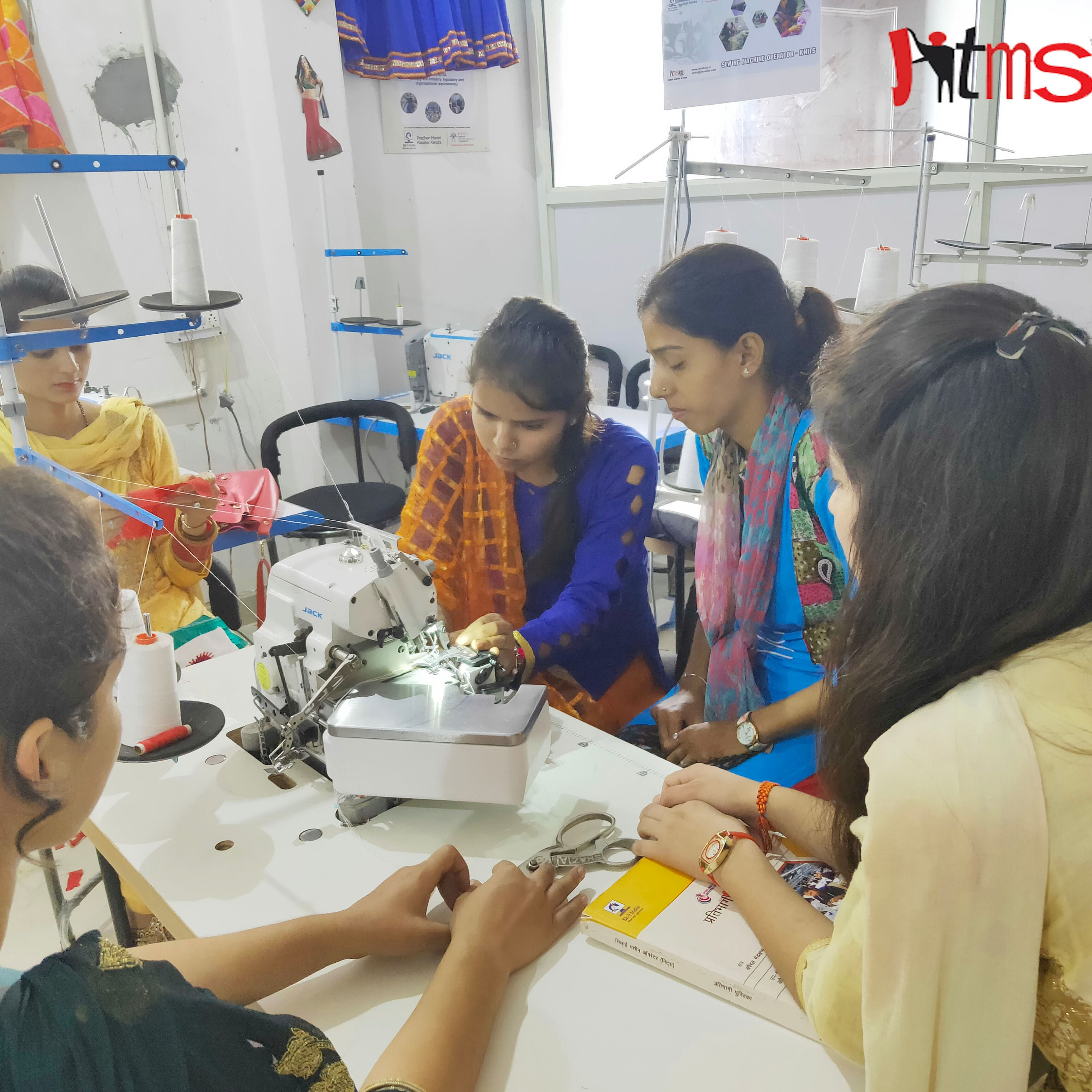 Jitm Skills Pvt Ltd Hamirpur Himachal Pradesh Training Session