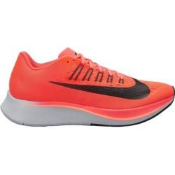 Nike Damen Laufschuhe Zoom Fly, Größe 42 ½ In Hot Punch/black-Crimson Pulse, Größe 42 ½ In Hot Punch