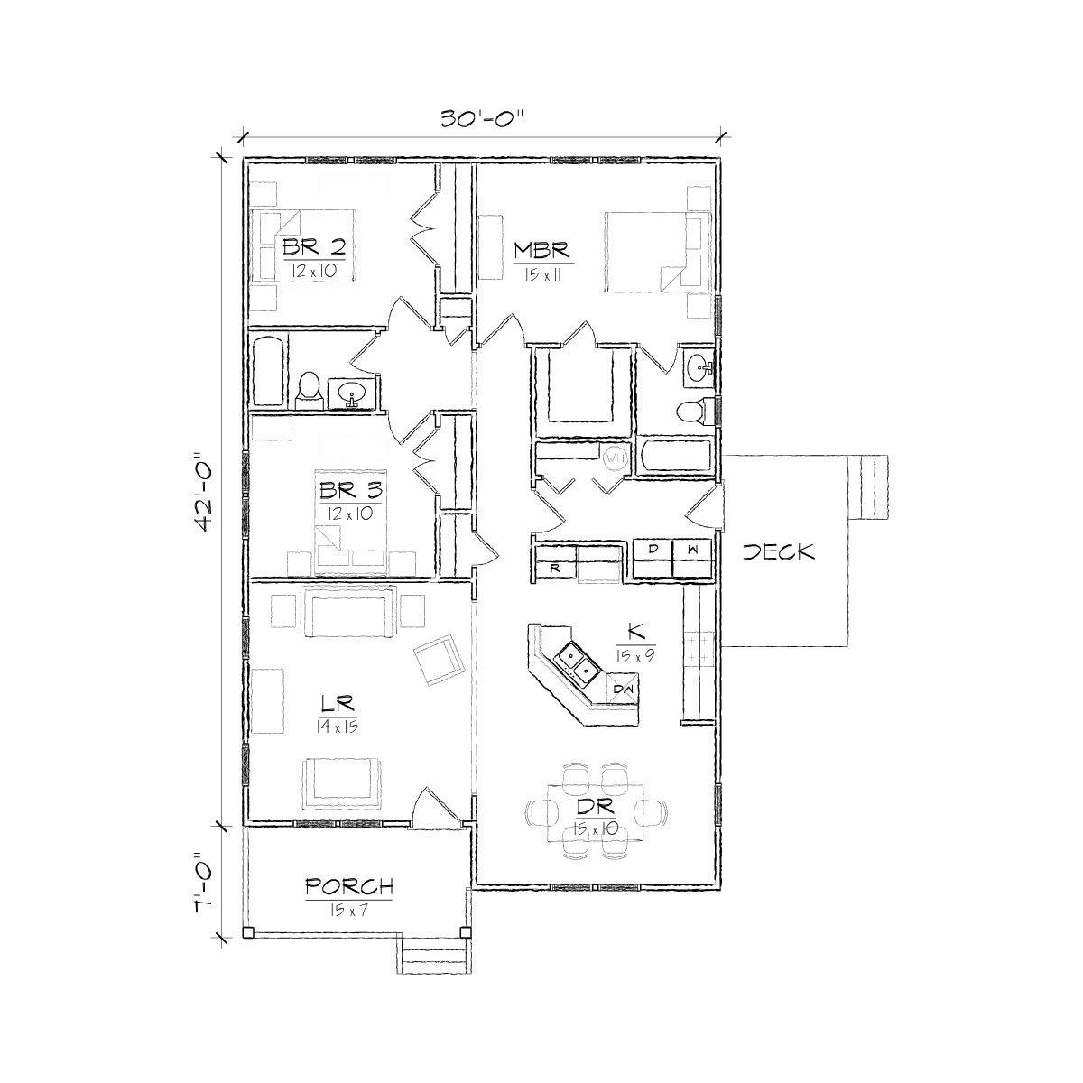 Jackson Ii Floor Plan