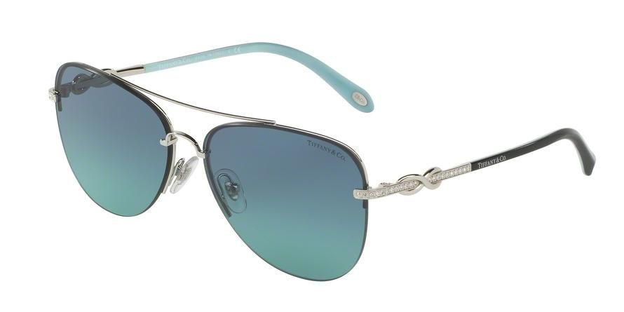 307b1d612cb Tiffany TF3054B Pilot Sunglasses