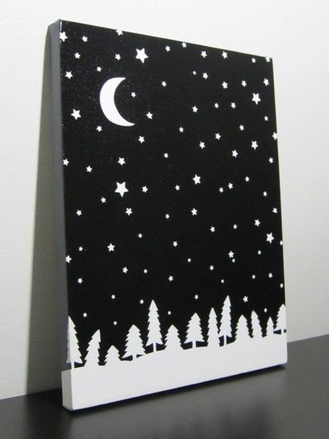 New Painting Canvas Ideas For Beginners Creative Ideas