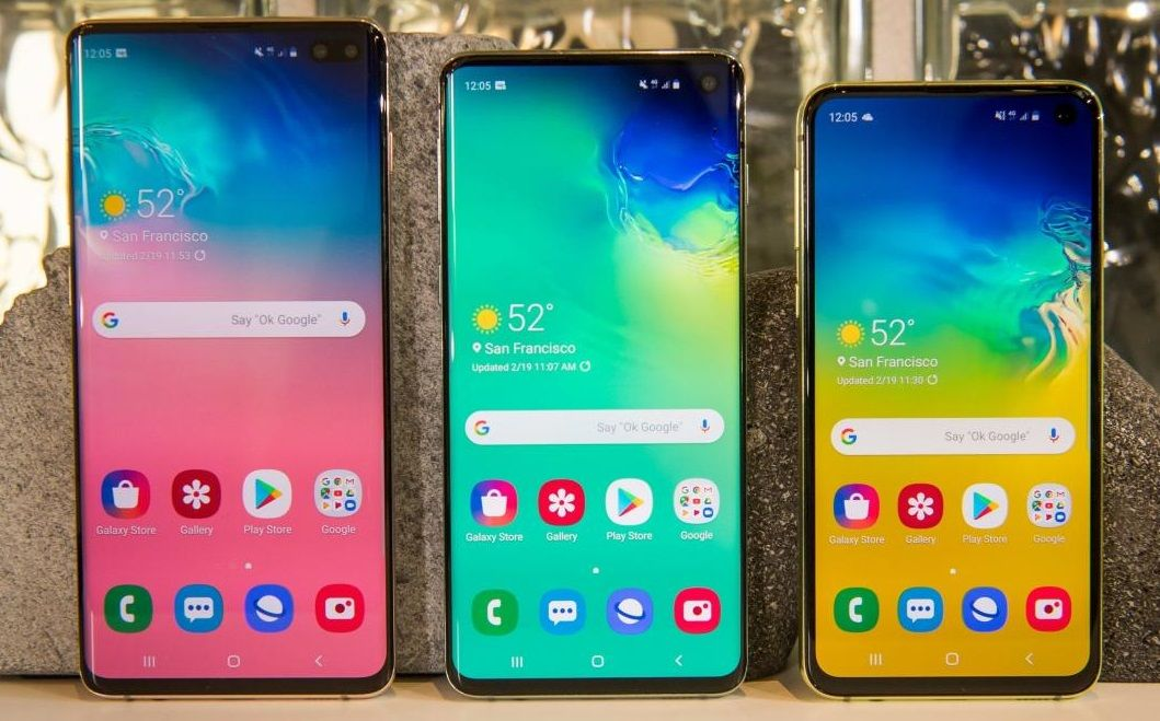 Galaxy S10 | New Samsung cell phone will cost US $ 999 99 | Trending