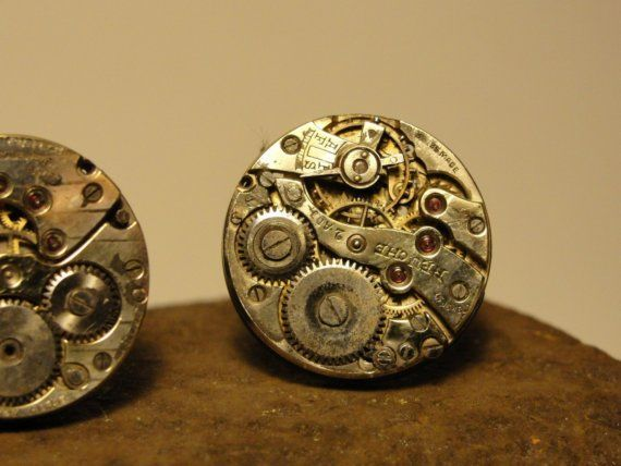 Awesome Wrist Watch Movement Cabinet Hardware Drawer Pulls By BlueSteam