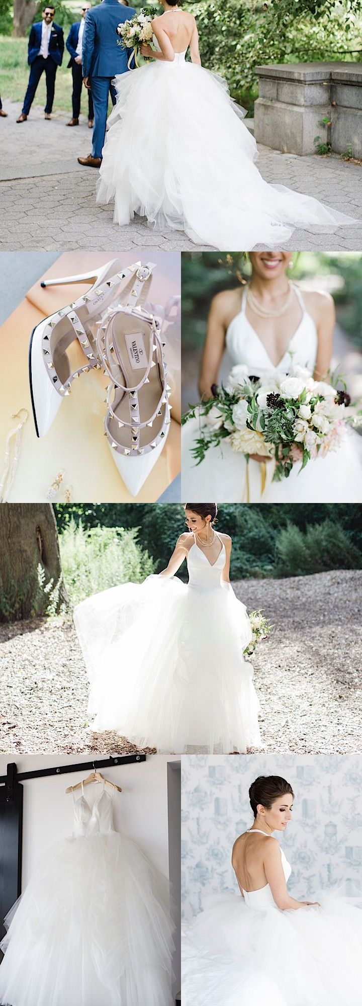 Brooklyn Wedding With A Ballerina Bride