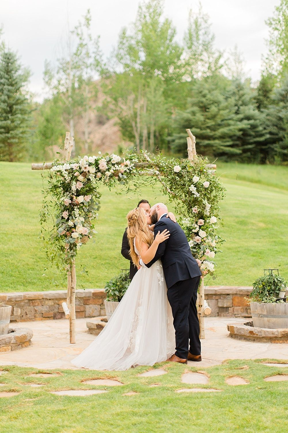 intimate destination wedding in glenwood springs, colorado | wedding