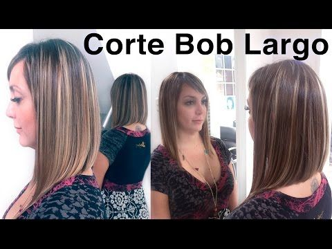 Bob Haircut Tutorial Beauty Bob Cut Peinado Bob Tutorial Como