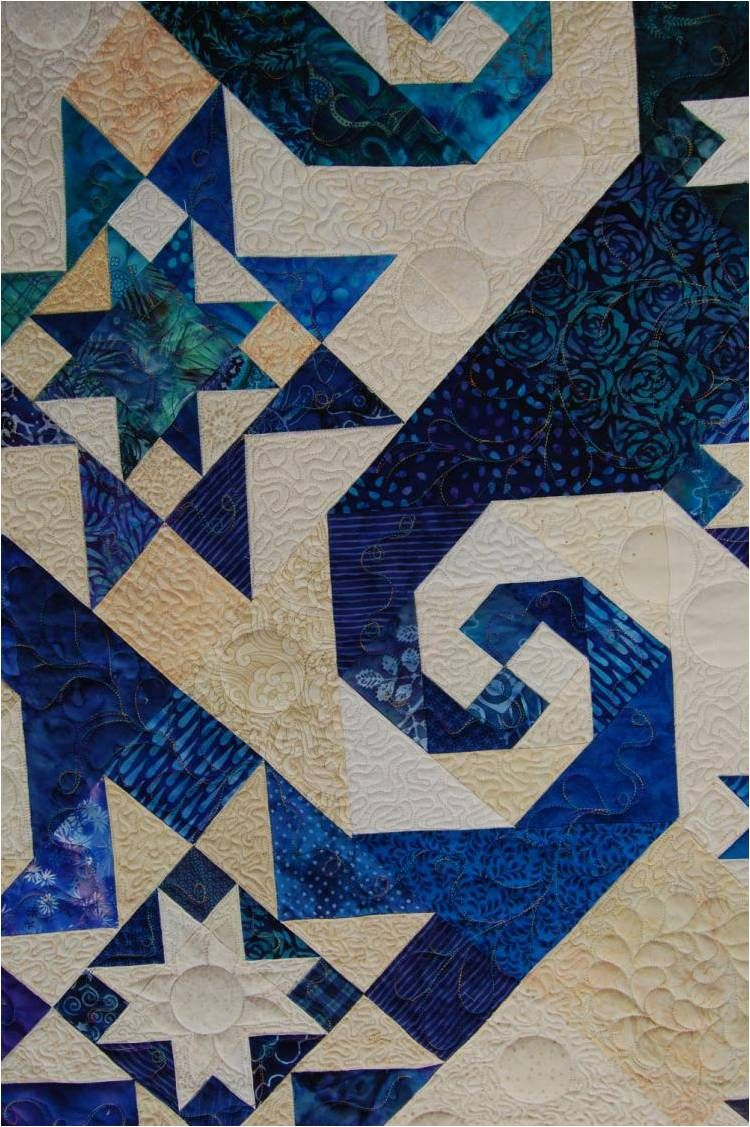 Snail Trail Quilt Related Keywords Snail Trail Quilt Long Tail Keywords Keywordsking Ocean Quilt Quilts Sea Quilt